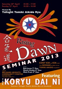 Rising Dawn Seminar