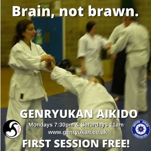 Brain not brawn (1)